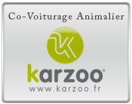 Co-voiturage pour vos animaux